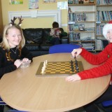 tinsel and chess
