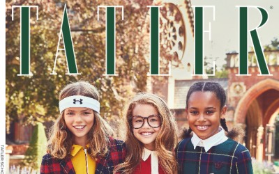 Tatler Schools Guide cover 2020