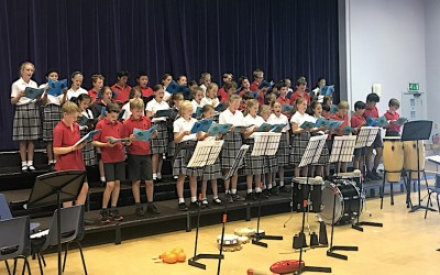 Music - Year 6 concert