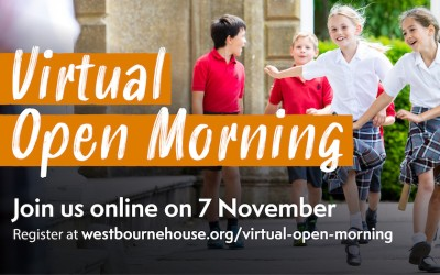 Virtual Open Morning image