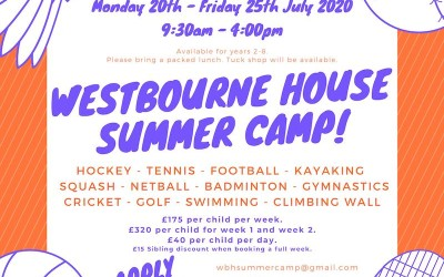 Westbourne House Summer Camp